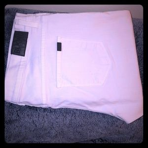 NEW ALL WHITE JEANS